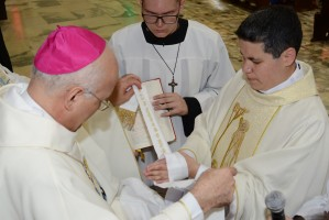 Ordenação Presbiteral - Frei Arnado César