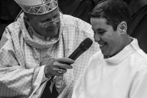 Ordenação Diaconal - Frei Arnaldo César