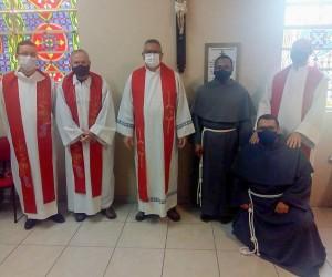 Missa Conventual Mensal